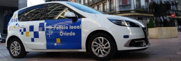 Convocadas 35 plazas de Policía Local en Oviedo