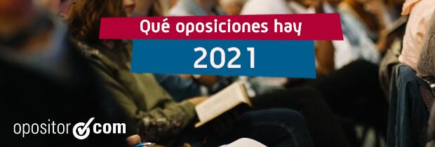 A qué oposiciones me presento en 2020
