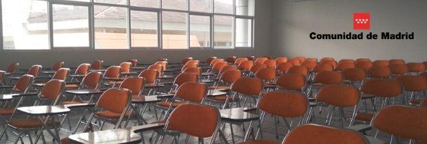 Convocatoria profesores secundaria Madrid