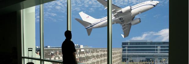 ¿Cómo es el control del tráfico aéreo en Estado de Alarma?