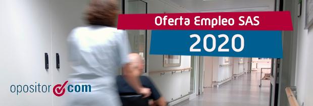 Publicada la nueva Oferta de Empleo Público del SAS 2020