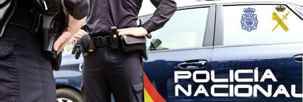 Nueva convocatoria Policía y Guardia Civil