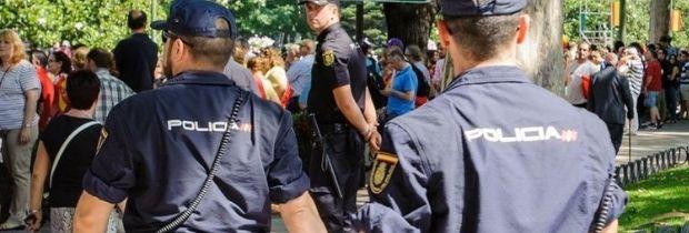 Convocatoria Policía Nacional y Guardia Civil