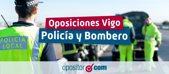 Vigo publica una nueva convocatoria de Policía y Bombero