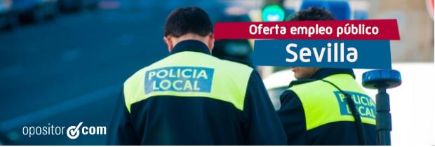 Nueva oferta del Ayuntamiento de Sevilla: ¡130 plazas!