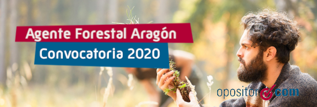 Convocatoria agente protección naturaleza Aragón