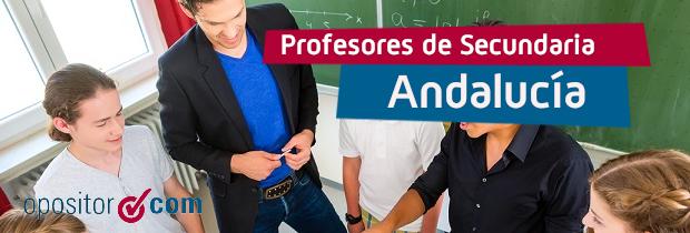 Nueva convocatoria de Profesores en Andalucía: 5.104 plazas