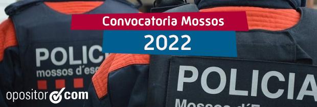 Convocadas 435 nuevas plazas de Mossos d'Esquadra