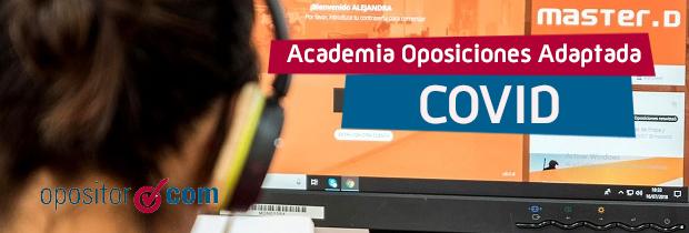 Academia adaptada al COVID