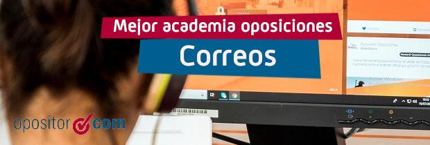 Academia Oposiciones Correos