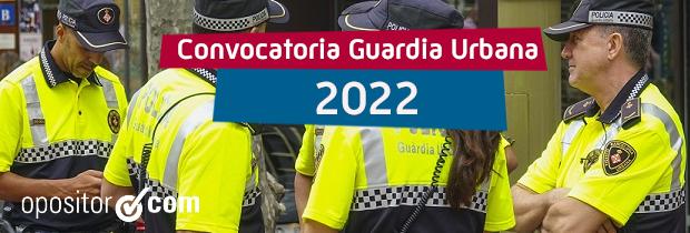 Convocatoria Guardia Urbana