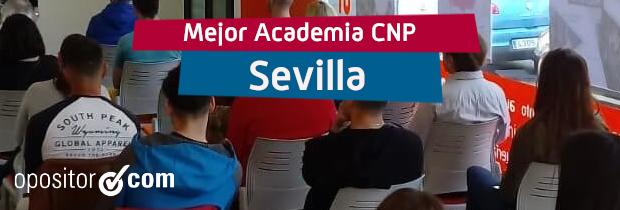 Mejor Academia CNP Sevilla