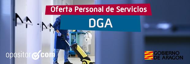Oposiciones Personal Servicios Aragón