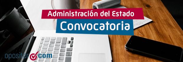Convocatoria Administración Estado