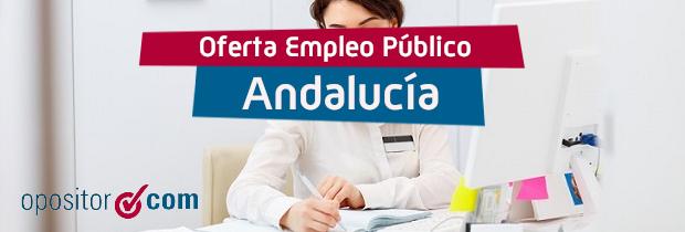 Aprobada la oferta de Empleo Público en Andalucía