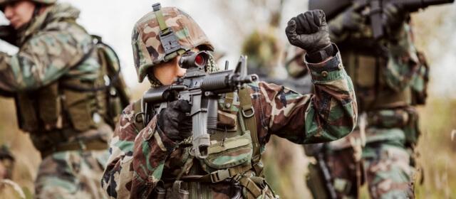Suboficiales de las Fuerzas Armadas