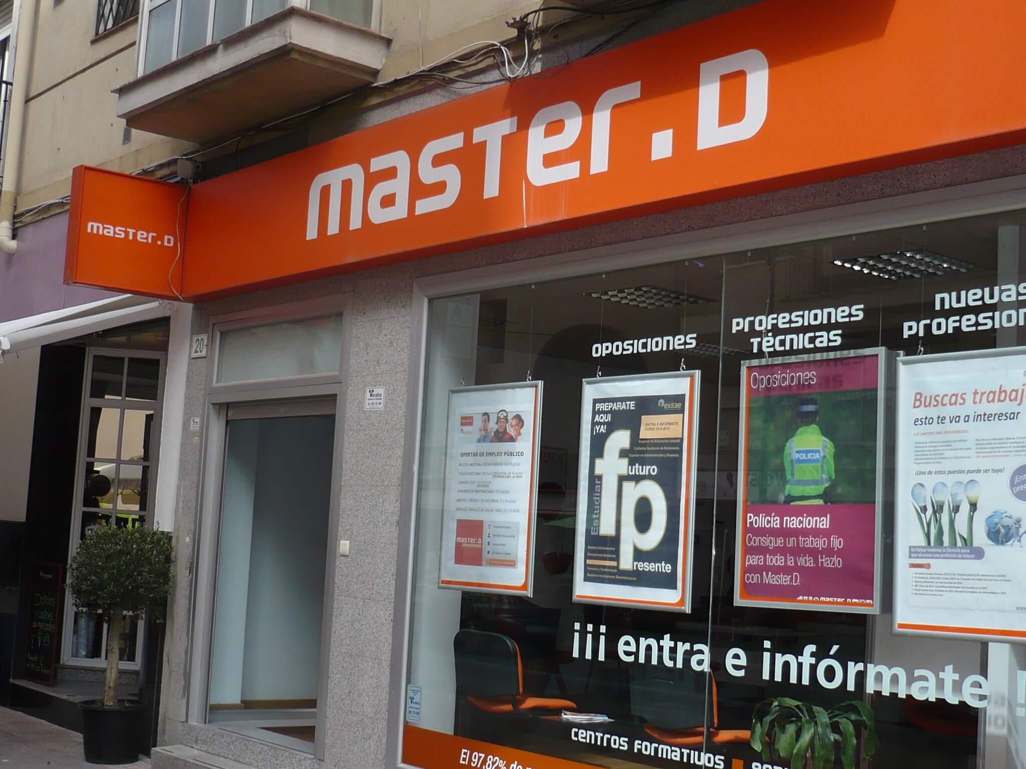 Opiniones MasterD Málaga