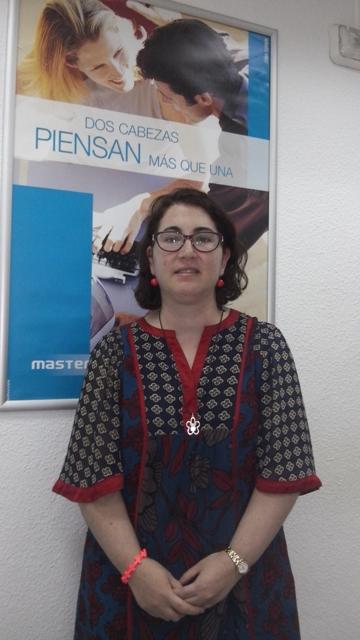 Alumna MasterD Huelva