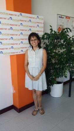 Sandra MasterD Zaragoza
