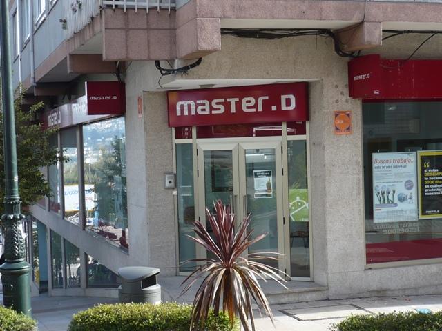 master-d vigo: calle Zamora