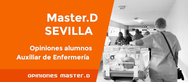 Técnico Auxiliares Enfermería Sevilla