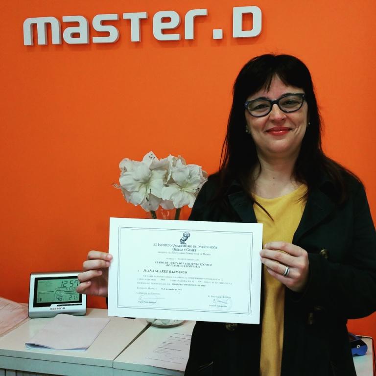 MasterD Málaga opiniones veterinaria