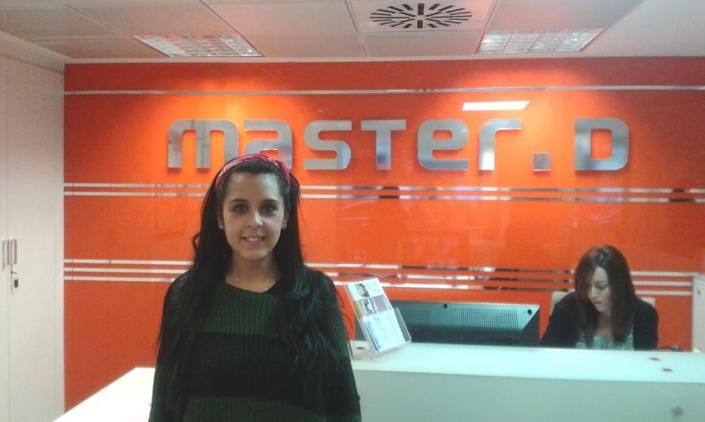 MasterD Madrid Opiniones: Recepción Alojamientos