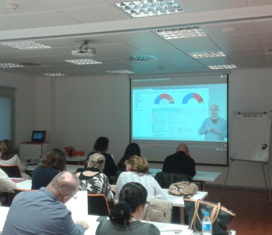 masterd madrid video taller