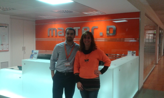 Opiniones MasterD Madrid, Susana