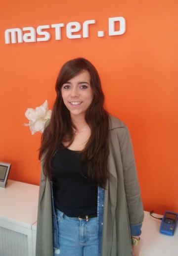 Opiniones MasterD: Yésica, alumna de MasterD Málaga