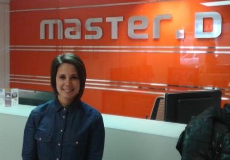 Opiniones MasterD: Gloria, alumna de MasterD Madrid