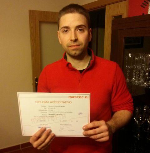 Opiniones MasterD: Fernando, alumno de MasterD Toledo