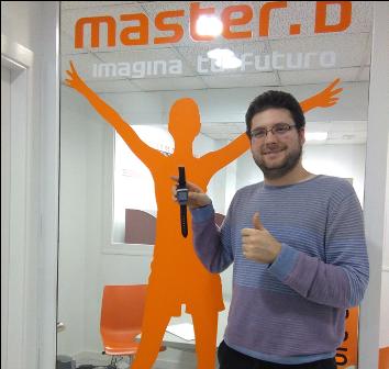 Opiniones MasterD: Lander, alumno de MasterD Bilbao