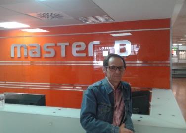 Opiniones MasterD Madrid, Alberto
