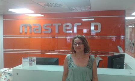 Opiniones MasterD: Atanaska, alumna de MasterD Madrid<