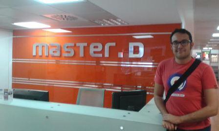 MasterD Madrid opiniones, Antonio