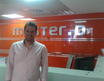 Opiniones MasterD Madrid, Diego