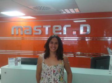 Opiniones Master D Madrid, Sara