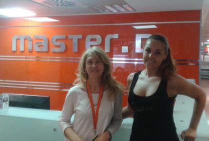 opiniones MasterD Madrid, Patricia