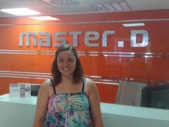 opiniones MasterD Madrid, Alicia
