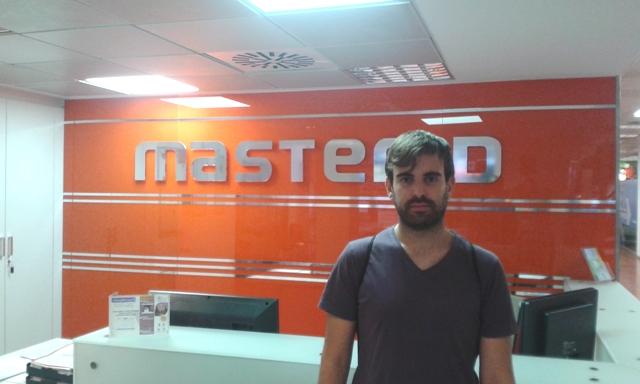 Opiniones MasterD: César, alumno de MasterD Madrid