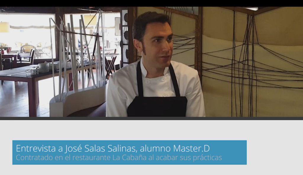 Opiniones MasterD: Alumno de Cocina y Restauración en Murcia