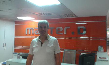 Opiniones Master D: José Manuel, alumno de Master D Madrid