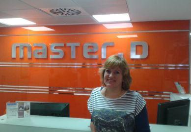 Opiniones MasterD Madrid: Larysa, Curso de Cocina y Pastelería<