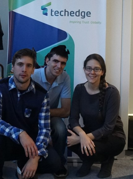 Alumnos formación SAP contratados por TECHEDGE