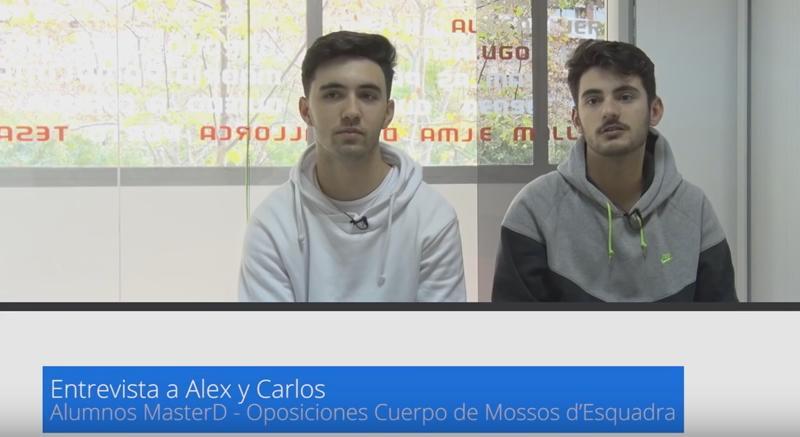masterd barcelona opiniones oposiciones mossos