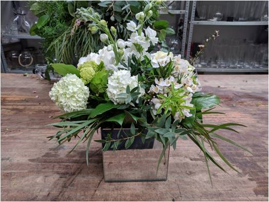Opiniones curso arte floral en MasterD Madrid