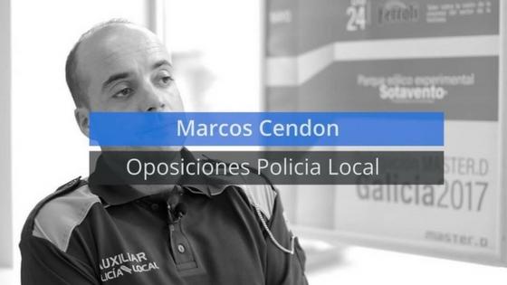 Oposiciones Policía Local Vigo