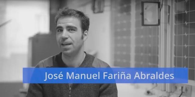 José Manuel alumno MasterD Vigo
