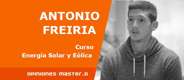 Estudiar Energía Solar y Eólica